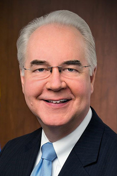 Dr. Tom Price